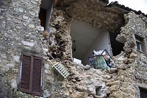 Terremoto: ecco come tutto finì in 140 secondi Meteo Web