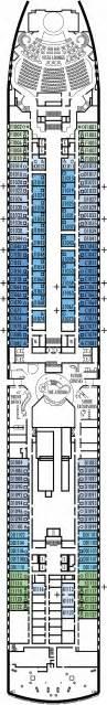 Zuiderdam Deck Plans 2017 by Inside Passage Cruises Inside Passage Cruise Cruises To
