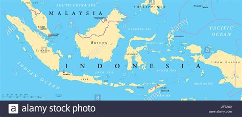 world map showing indonesia  travel information
