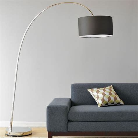West Elm Overarching Floor L Shade by Overarching Floor Ls West Elm La La Lands
