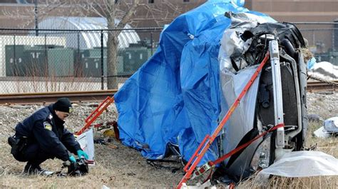 One Dead, One In Critical Condition After Brampton Train