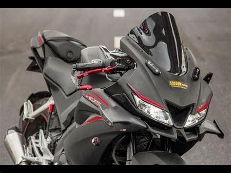 Best Modification R15 by Best Modified Yamaha R15 V3 Motogp Winglets Akrapovic