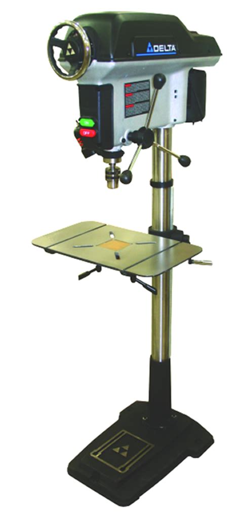 delta     variable speed drill press review