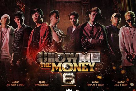 """""""show Me The Money"""" Confirmed To Return This Year With 7th Season Soompi"""