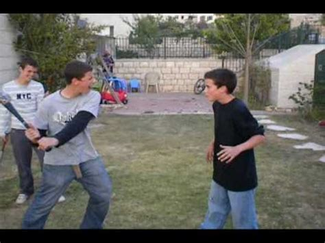 baseball bat fight youtube