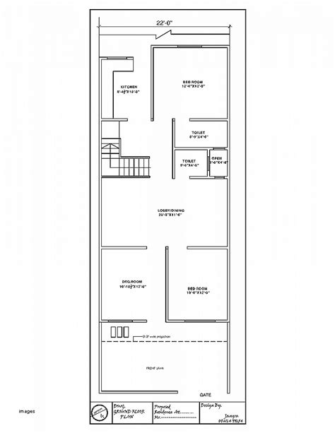 house plan east facing  car parking