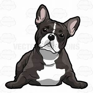 French Bulldog Cartoon