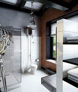masculine bathroom interior design ideas With manly bathrooms