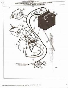 I Need A Wiring Diagram For An 1816b Case Skidsteer  Any Help Will Be Greatly Appreciated