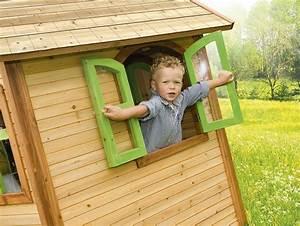 Fenster Selber Bauen Gartenhaus : maisonnette bois enfant julia ~ Whattoseeinmadrid.com Haus und Dekorationen