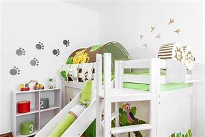 Kinderzimmer Mit Hochbett Und Rutsche : hochbett im kinderzimmer tipps zum kauf von hochbetten ~ Frokenaadalensverden.com Haus und Dekorationen