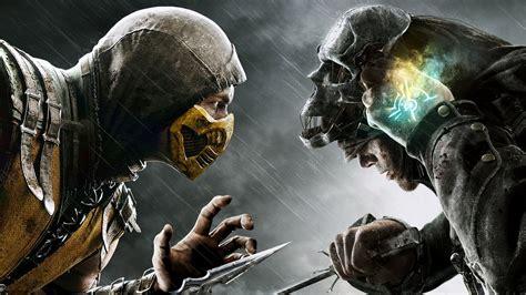 Car Wallpapers Hd 4k Scorpion Mortal Kombat by Dishonored Scorpion Mortal Kombat Hd Wallpaper Chap