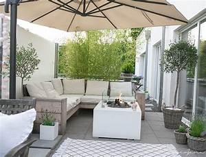 Terrasse Dekorieren Modern : die besten 25 dachterrasse ideen auf pinterest the rooftop lounge dach und terrasse ~ Fotosdekora.club Haus und Dekorationen