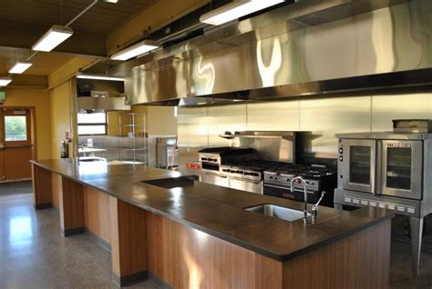 Small Restaurant Kitchen Photos