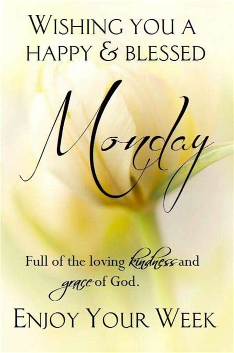 20 monday morning quotes blessings