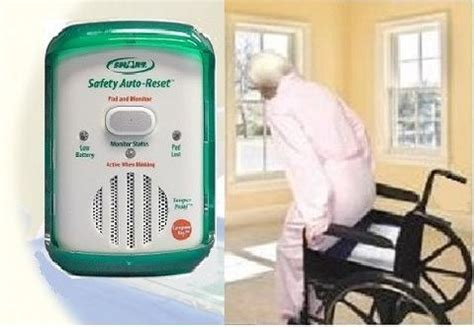 bed chair alarms products to help