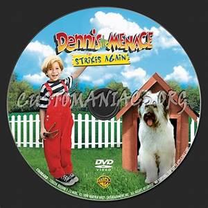 Dennis the Menace Strikes Again dvd label - DVD Covers ...