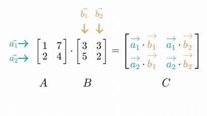 Matrix Multiplication Matrices Using Multiplying Examples Program