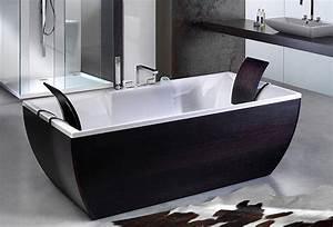 Italienische Design Badewanne Wenge Holz Freistehend EBay