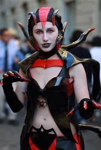 Elise - League of Legends Cosplay by Firion-Calien on ...