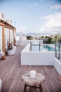 Mini Pool Terrasse : les 25 meilleures id es de la cat gorie toiture terrasse ~ Michelbontemps.com Haus und Dekorationen