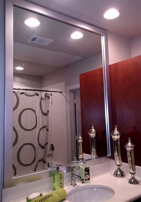Bathroom Mirrors Houston by 1000 Images About Mirrormate Diy Mirror Makeovers By