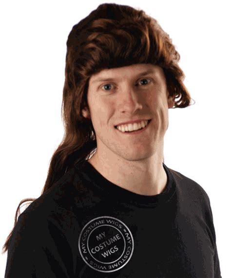 Download Mullet Haircut Joe Dirt Gif