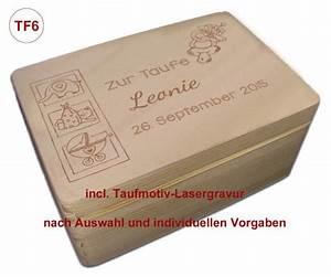 Holzkiste Mit Namen : zur taufe holz geschenkbox gr 1 kiefer incl auswahl ~ Sanjose-hotels-ca.com Haus und Dekorationen