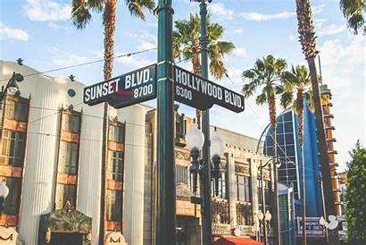 Desktop Hollywood Disney Wallpapers Land Spring Sign