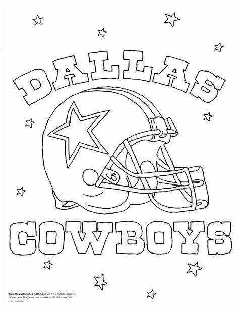 cowboy coloring pages dallas cowboys coloring pages for coloring home