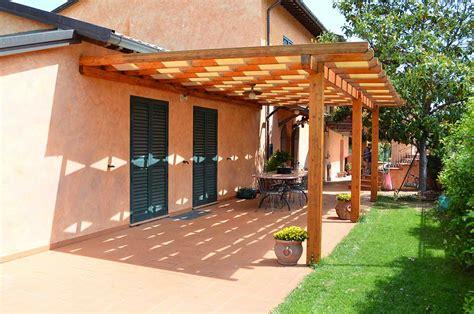 tettoie e pergolati pergolati da esterno in rovere pergolati e tettoie in