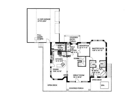small house floor plans with basement small house plans walkout basement waterfront house floor