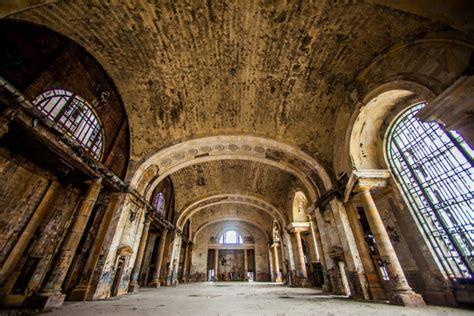abandoned places  detroit   haunting