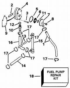 Evinrude Fuel Pump