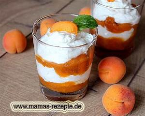 Bilder Im Glas : aprikosen quark dessert mamas rezepte mit bild und kalorienangaben ~ Orissabook.com Haus und Dekorationen