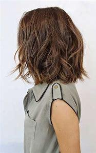 Medium Length Bob Hairstyles for Thick Wav…