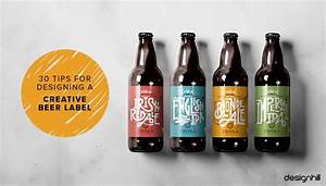 30 tips for designing a creative beer label With create beer bottle labels