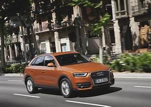 Audi Q3 Versions : de nouvelles versions et moteurs pour l 39 audi q3 actu automobile ~ Gottalentnigeria.com Avis de Voitures