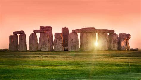 stonehenge     place  humans arrived