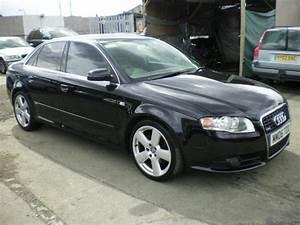 Audi A4 2006 : used audi a4 2006 diesel 2 0 tdi tdv s saloon black with servo for sale autopazar ~ Medecine-chirurgie-esthetiques.com Avis de Voitures
