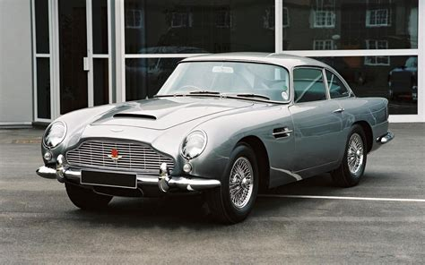 old aston martin a classic aston martin db5 just like in the old james bond