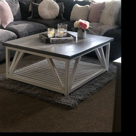 It is the multipurpose coffee table that can increase your productivity for sure. Rustic X Coffee Bar / Rustic X Farmhouse Coffee Bar / Mini Fridge Table / Dining Bar / Farmhouse ...