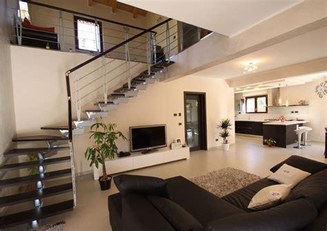 progetto interno casa casa a due piani l aquila abruzzo costantini sistema