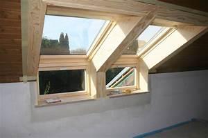 Velux Einbauset Innenverkleidung : dachfenster einbau dachdeckerei spenglerei f r den gro raum augsburg aus fischach ~ Buech-reservation.com Haus und Dekorationen