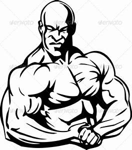 Bodybuilding Logos Graphic Design » Dondrup.com