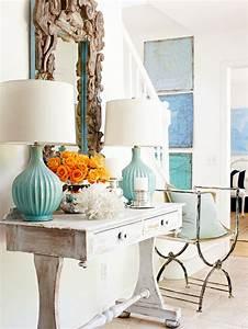Chic Und Mit : frisch und chic mit blau tolle ideen f r die moderne dekoration ~ Orissabook.com Haus und Dekorationen
