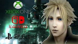 Should Final Fantasy VII Remake Release On Xbox One YouTube