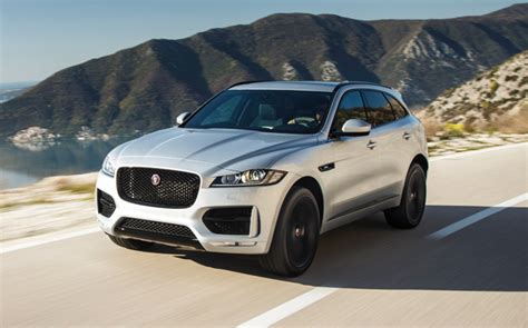 Jaguar Joins the Luxury Crossover Space with 2017 F-PACE