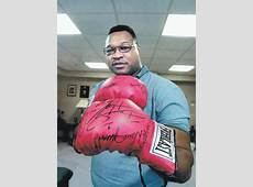 Five Questions Larry Holmes discusses his new diploma