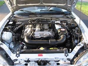 Nb Engine Bay - 2001 Miata Ls Sunlight Silver